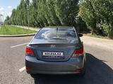 Hyundai Accent 2014 года за 4 000 000 тг. в Нур-Султан (Астана) – фото 4