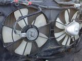 Диффузор радиатора с вентиляторами в сборе Toyota Camry 30 за 60 000 тг. в Семей