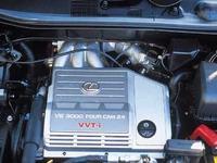 Двигатель lexus rx350 за 555 тг. в Алматы
