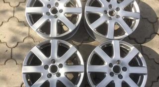 Оригинальные диски VW r17 за 75 000 тг. в Алматы