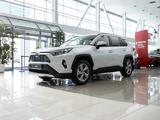 Toyota RAV 4 Elegance 2.0 2021 года за 16 760 000 тг. в Алматы