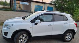 Chevrolet Tracker 2014 года за 4 900 000 тг. в Усть-Каменогорск – фото 5
