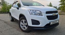 Chevrolet Tracker 2014 года за 4 900 000 тг. в Усть-Каменогорск – фото 2