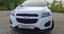 Chevrolet Tracker 2014 года за 4 900 000 тг. в Усть-Каменогорск – фото 3