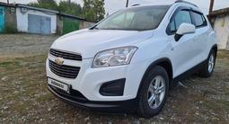 Chevrolet Tracker 2014 года за 4 900 000 тг. в Усть-Каменогорск – фото 4