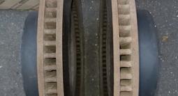 Тормозные диски от Lexus LX570 за 15 500 тг. в Алматы – фото 2