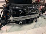 Альтернативная оптика (передние фары тюнинг) на Land Cruiser Prado 150… за 310 000 тг. в Костанай – фото 4