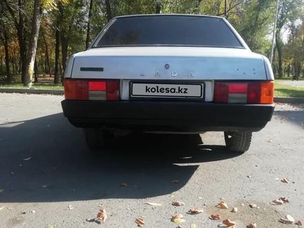 ВАЗ (Lada) 21099 (седан) 1999 года за 680 000 тг. в Тараз – фото 3