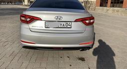 Hyundai Sonata 2014 года за 6 700 000 тг. в Актобе – фото 3
