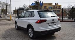 Volkswagen Tiguan Respect 2021 года за 13 090 000 тг. в Костанай – фото 3