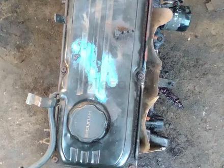 Мотор двигатель mitsubishi lancer (hyundai pony) за 120 000 тг. в Алматы – фото 4
