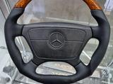Руль на Mercedes-benz W124 за 120 000 тг. в Алматы
