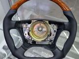 Руль на Mercedes-benz W124 за 120 000 тг. в Алматы – фото 2