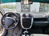 ВАЗ (Lada) Granta 2190 (седан) 2013 года за 2 300 000 тг. в Актобе – фото 3