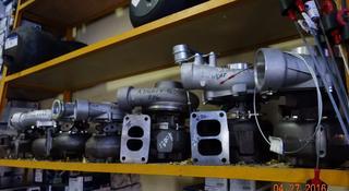 Турбина на Актрос Actros двигатель ОМ501 ОМ457… в Шымкент