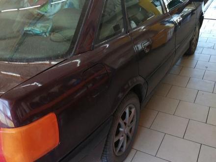 Audi 80 1991 года за 1 200 000 тг. в Костанай – фото 3