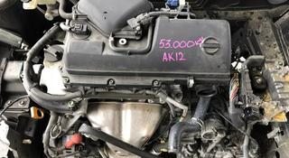 Двигатель CR12 на Ниссан Микра AK12 за 260 000 тг. в Алматы