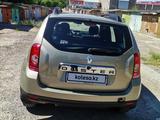Renault Duster 2013 года за 5 400 000 тг. в Шымкент – фото 4