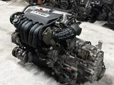 Двигатель Honda k24a 2.4 из Японии за 380 000 тг. в Семей – фото 4