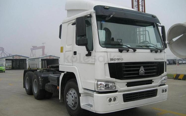 Howo  Тягач 380л/с 2021 года в Нур-Султан (Астана)