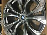 Шины диски разно Широкие для BMW X5/6 за 220 000 тг. в Алматы – фото 2