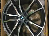 Шины диски разно Широкие для BMW X5/6 за 220 000 тг. в Алматы – фото 4