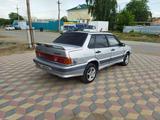 ВАЗ (Lada) 2115 (седан) 2003 года за 550 000 тг. в Костанай – фото 4