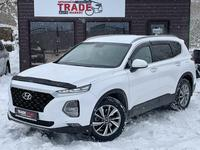 Hyundai Santa Fe 2019 года за 13 850 000 тг. в Караганда