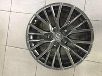 Диски Lexus r20 5x114.3 Темный графит за 250 000 тг. в Алматы