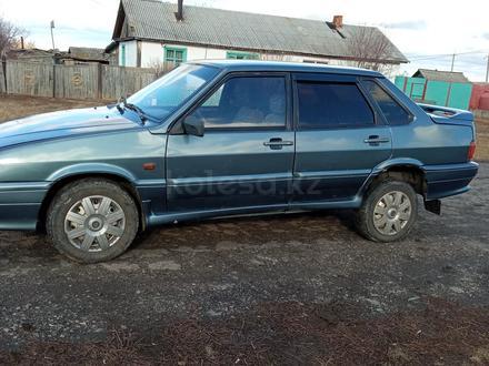 ВАЗ (Lada) 2115 (седан) 2000 года за 750 000 тг. в Петропавловск