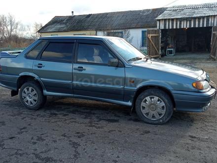 ВАЗ (Lada) 2115 (седан) 2000 года за 750 000 тг. в Петропавловск – фото 7