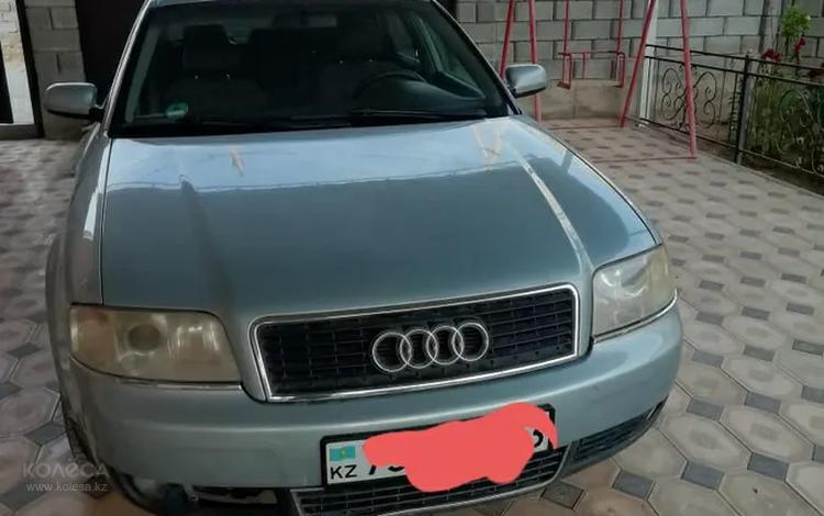 Audi A6 2001 года за 2 000 000 тг. в Сарыагаш