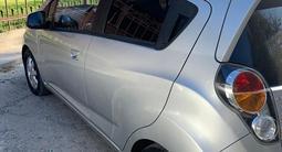 Chevrolet Spark 2010 года за 2 750 000 тг. в Шымкент – фото 3