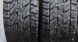 215/65R16 пара Bridgestone DUELER A/T за 30 000 тг. в Алматы