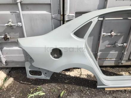Боковина кузова левая (заднее крыло левое) VW Polo 09-17 гг за 888 тг. в Караганда – фото 10