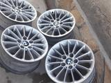 Диски на бмв 4шт за 65 000 тг. в Шымкент – фото 3