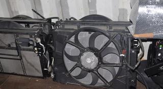Радиатор охлаждения на мерседес e350 w212 за 3 000 тг. в Алматы