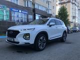 Hyundai Santa Fe 2019 года за 14 300 000 тг. в Усть-Каменогорск – фото 3