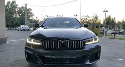 BMW 530 2020 года за 29 200 000 тг. в Алматы
