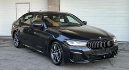 BMW 530 2020 года за 29 200 000 тг. в Алматы – фото 2