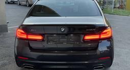 BMW 530 2020 года за 29 200 000 тг. в Алматы – фото 5