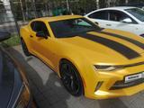 Chevrolet Camaro 2018 года за 17 500 000 тг. в Алматы – фото 2