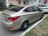 Hyundai Solaris 2011 года за 3 500 000 тг. в Костанай – фото 4