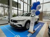 Volkswagen Tiguan Respect (2WD) 2021 года за 13 295 000 тг. в Шымкент