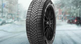Шины Pirelli 215/55/r17 Ice zero FR за 48 000 тг. в Алматы