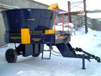 НОЭЗНО-Сельмаш  Измельчитель кормов роторный РИК-8 (мелкая фракция) 2020 года за 5 750 000 тг. в Алматы