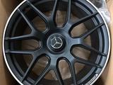 Новые диски ///AMG Авто диски на Mercedes R21 5:130 за 440 000 тг. в Алматы