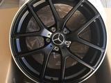 Новые диски ///AMG Авто диски на Mercedes R21 5:130 за 440 000 тг. в Алматы – фото 5