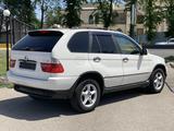 BMW X5 2001 года за 4 000 000 тг. в Шымкент – фото 3