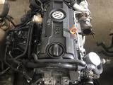 Volkswagen Passat B6 CAXA 1.4 турбо Двигатель за 450 000 тг. в Нур-Султан (Астана)